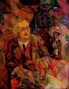 Portrait de Pierre Mille