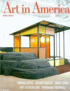 ArtInAmericaCover2006