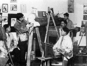 Chinese_Revolutionary_Artists_Club