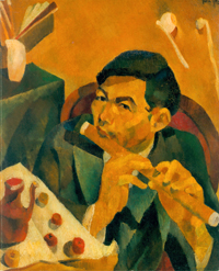 Early-Modernist-Paintings-1926-1932