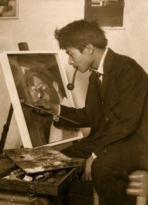 Yun Gee 1926